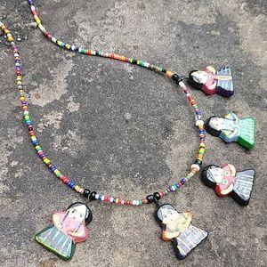 Jewelry - 3/$15 Folk necklace